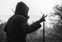 Les Fantômes de la Jungle - Calais, octobre 2015