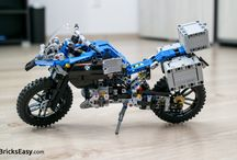 Current Lego Technic Sets