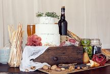 Cheese Board Layout