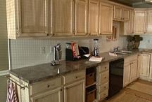 Project Kitchen / by Shauna Davis Walters