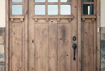 Krosswood Doors provide a way to open up your dreams!