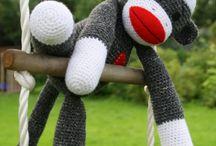 Crochet -- Toys