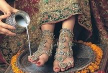 Bejewelled Feet
