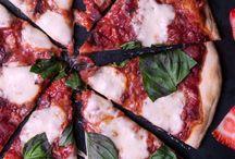 pizza / by Doug Landers