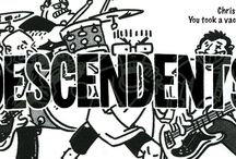 Descendents / Check out our latest Descendents merchandise selection including Descendents t-shirts, posters, gifts, glassware, and more.
