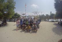 trip amanda & friend - pulau pari / #pulaupari #pariisland #cakrawalatour #cakrawalatrip
