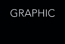 GRAPHIC / all things for graphic, inspirations, graphic design, typography, logo, ressources