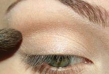Makeup ang Hair
