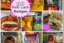Bento lunches / Recipes, ideas, and tutorials for non character bento lunches.  / by Rachel Smitherman