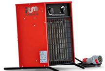 Generatori elettrici / Riscaldatori elettrici per tutti i tipi di ambienti. Disponibili in versione monofase e trifase. Forniti con spina e cavo elettrico.