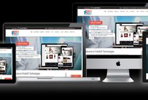 "Convert your website to Mobile Responsive / Convert your website to Mobile Responsive:A responsive website behaves like a spring that fits in any size of space, whether it is pc, notebook, tablet or mobile. As a recent update by Google,""Google will give preference to mobile responsive website"". We (FineSoft Technologies) a best IT company in Delhi provide best professional responsive website for your online business.http://goo.gl/tgYXpL"
