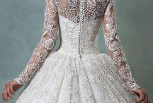 Vintage esküvői ruhák