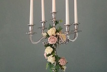Candelabras ideas / Wedding & Parties