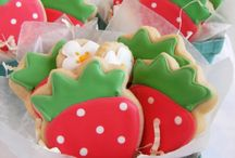 Strawberry Party Ideas / by Christine @ Any Given Party