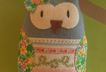 Owl love <3 / by Jennifer Hansen