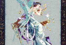Mirabilia Cross Stitch / by Stitch and Frog Cross Stitch