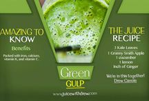 Juicing for health... / by Healing Journeys Energy .com