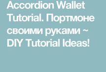 acordion wallet