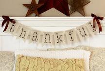 thanksgiving / by Joy Cavender-Gatlin