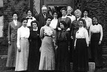Edwardian Women