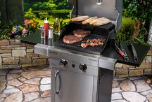 Grilling Out / Fire up the grill! Find out about grills, grilling tips, and delicious recipes for your backyard barbecues and cookouts! / by the Exchange - You save, we give back