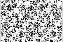 Prints~patterns / by Sarah Hodo