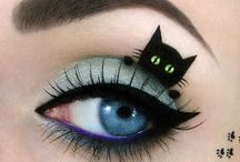Eyes Art Make up