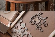 Wedding memory book and favor ideas