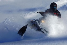 Snowmobiling in Pagosa Country