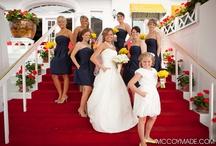 Wedding- Bridesmaid dresses / by Cristin Hansen (Murschel)
