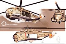 Vehicles: Copters / VTOL