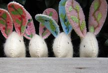 Bunnies, Chicks & Eggs / by WEBS America's Yarn Store