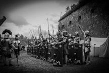 Legio XXI group photos / Epic pictures of Legio XXI Rapax - one of the biggest Roman reenactment groups in the World
