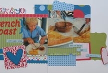 Scrapbook layouts / by Jacqui Crouch
