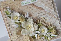 Blom kort