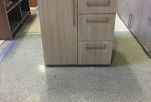 Cabinets and Cabinet Surfaces