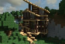 Minecraft and Survivalcraft