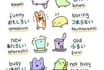 japaneese& hebrew&suomi