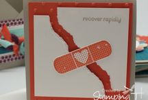 Get Well Stampin Up  / by Penny Graves