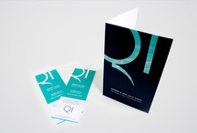 Q1 Resort & Spa / Q1 Resort & Spa // brand identity, in-room collateral, stationery, website design and development