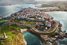 Coruña / Pines de Coruña