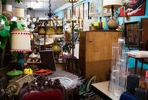 Second hand stores to visit