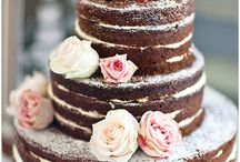 YES - THE CAKE / Wedding cakes / by Aurore Pielucha