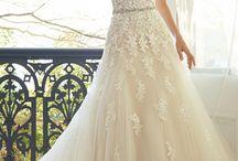 Wedding dress / Tudo relacionado para o dia mais importante da sua vida.