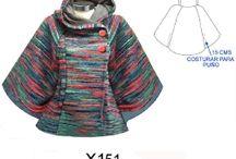 patrones de chaquetas
