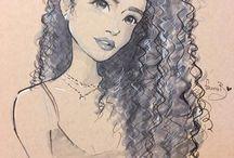 curls :o