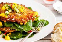 Dinner Ideas & Food Tips