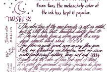 J. Herbin Ink Shades