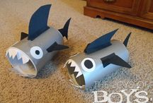 Homeschool - Shark Unit / by Danielle Leonard - The Frugal Navy Wife