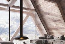 Dom w gorach